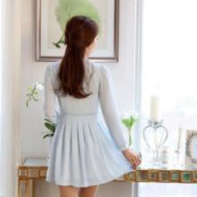 供应甜美清新连衣裙,米兰,国际品牌,制作各类精美服饰